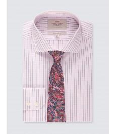 Мужская экстраприталенная рубашка, рукав под пуговицу