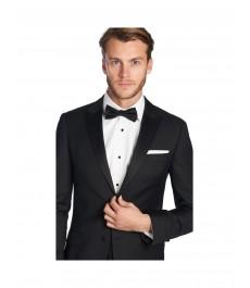 Пиджак к чёрному вечернему приталенному костюму - Коллекция 1913