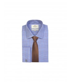 Мужская офисная экстраприталенная рубашка St James