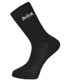 Мужские носки, H&C, черные хлопок - 3 пары в упаковке