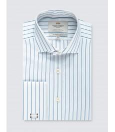 Мужская офисная приталенная рубашка St James