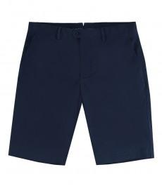 Мужские тёмно-синие шорты