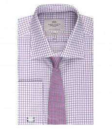 Мужская класическая рубашка St. James под запонку
