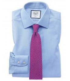 Приталенная рубашка Charles Tyrwhitt, новый тип ткани