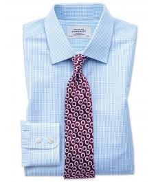 Мужская офисная классическая рубашка Charles Tyrwhitt