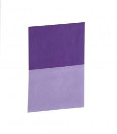 Карманный платок (фиолетовый и сиреневый) - 100% шёлк