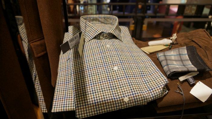Рубашка Canali