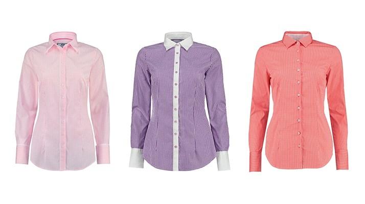 Летние женские рубашки