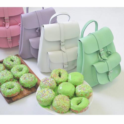 Английские рюкзаки Grafea