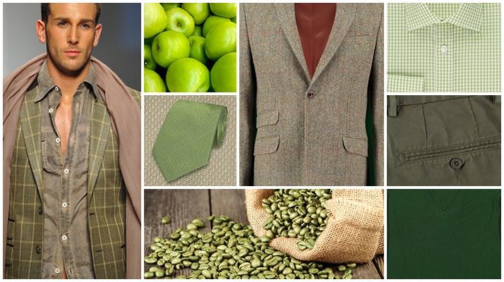 Одевайтесь в зелёное